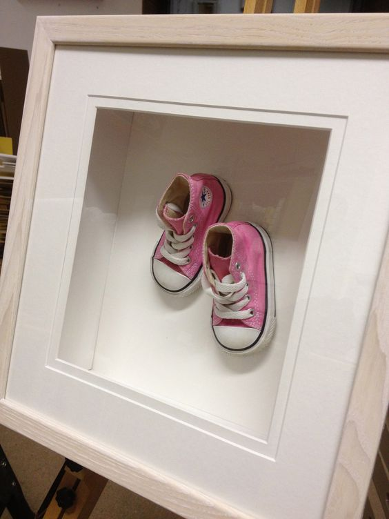 Shadowbox first shoes