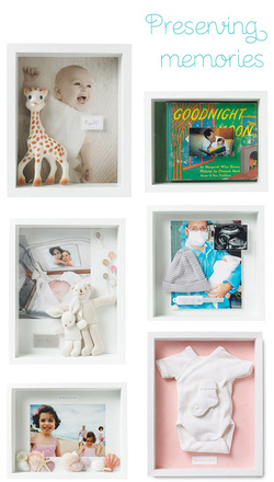 Baby shadowboxes