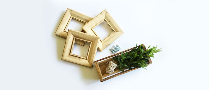 Le Frame Shoppe Blog | DIY Herb Dryer