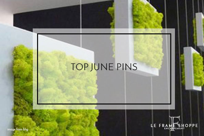 Le Frame Shoppe Blog | Top June Pins