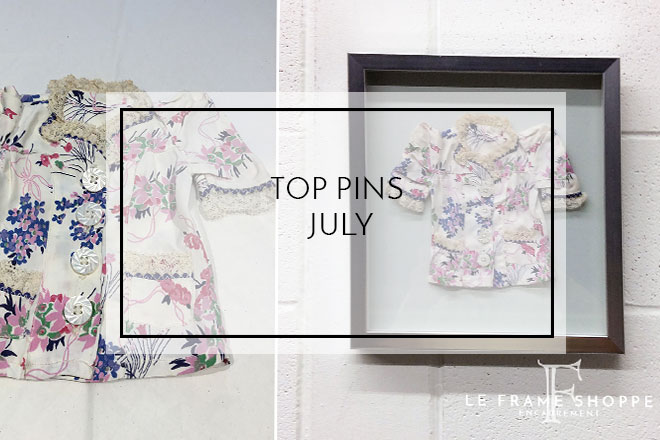 Le Frame Shoppe Blog | Top Pins July