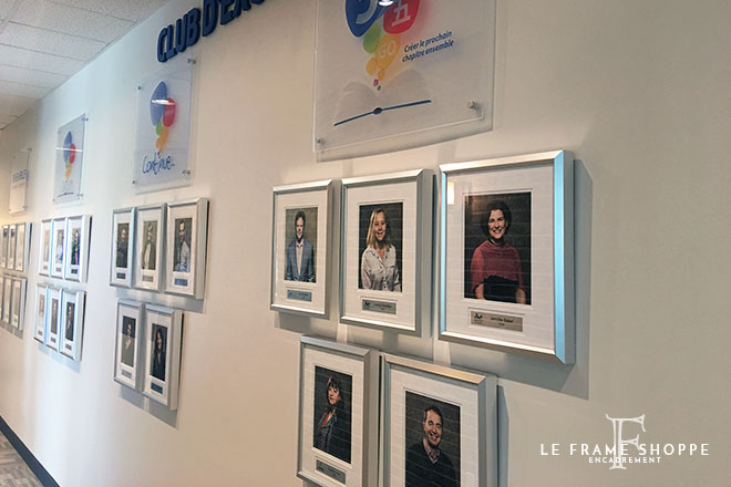 Le Frame Shoppe Blog | Wall of Fame