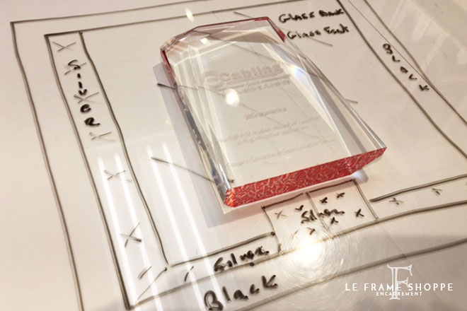 Le Frame Shoppe Blog | The Awards Project
