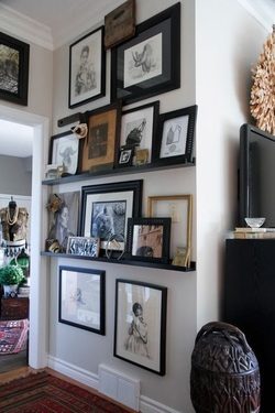 Le Frame Shoppe Blog | Frame collections | The shelfie