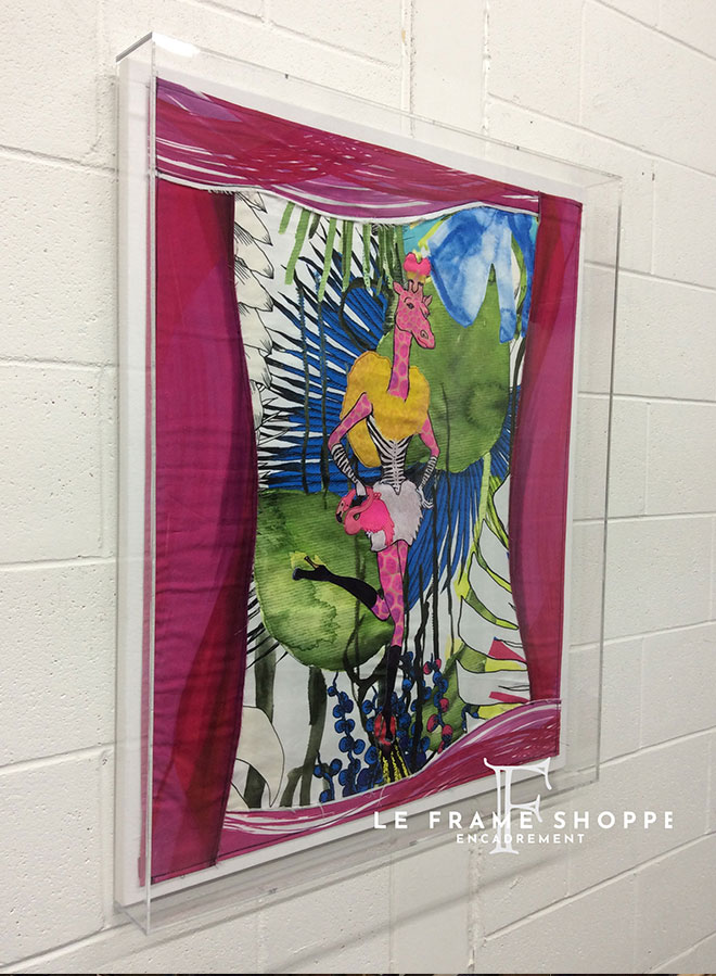 Le Frame Shoppe Blog | Framing with a Twist