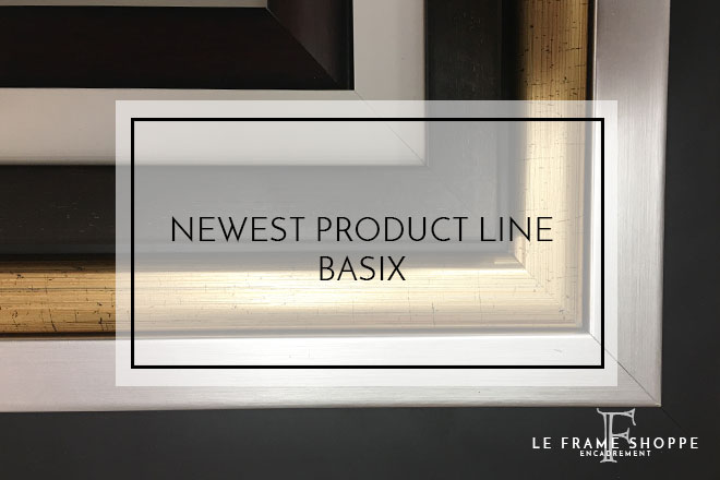 Le Frame Shoppe Blog | Newest Product Line BASIX