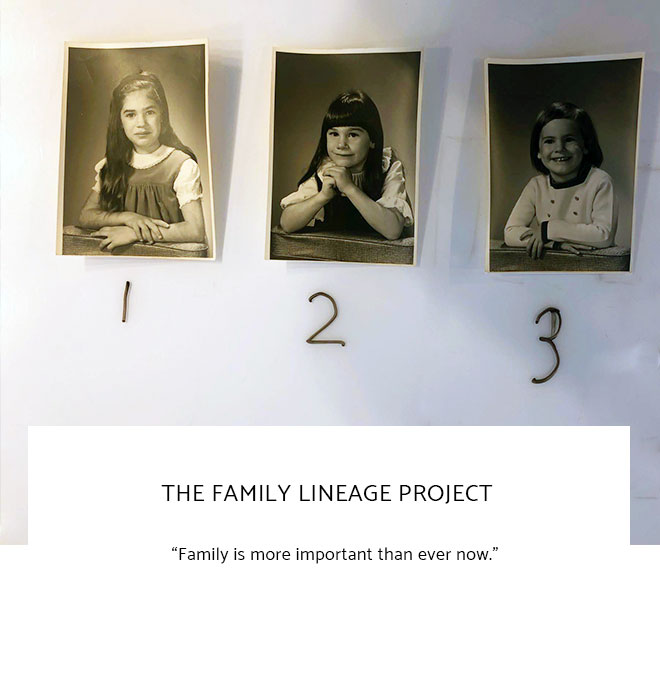 Le Frame Shoppe Blog | The Family Lineage Project