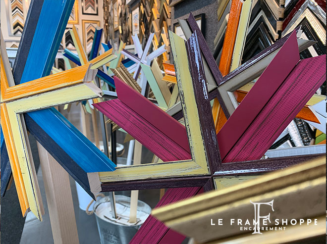 Le Frame Shoppe Blog | Spring at Le Frame Shoppe