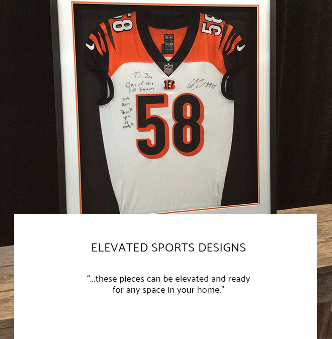 Le Frame Shoppe Blog | Elevated Sports Designs