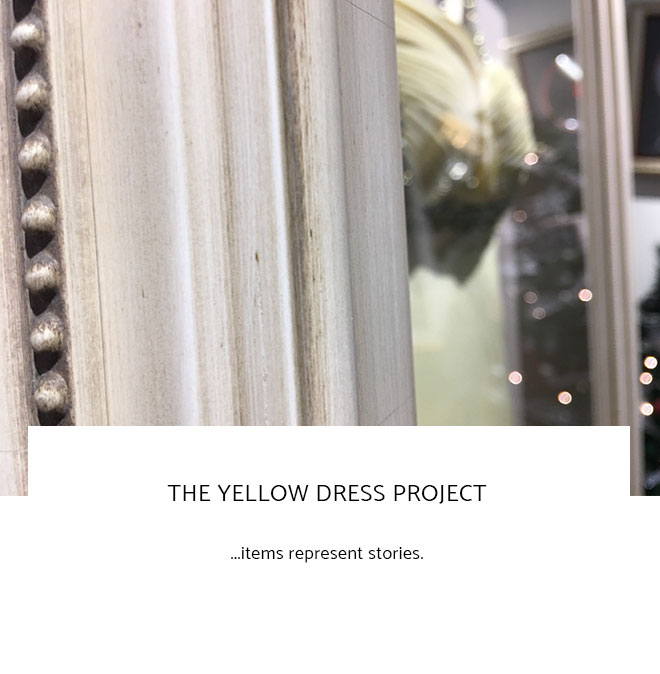 Le Frame Shoppe Blog | The Yellow Dress Project