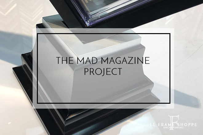 Le Frame Shoppe Blog | The Mad Magazine Project
