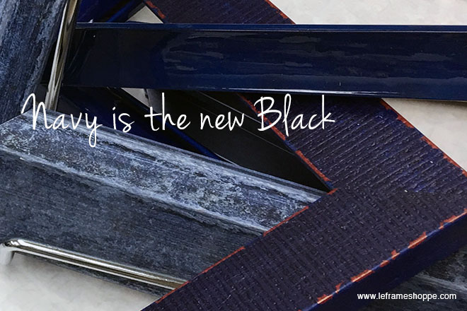 Le Frame Shoppe Blog : Navy is the new black