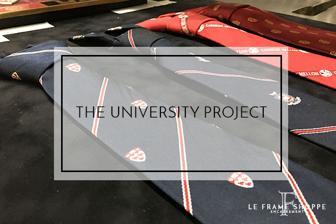 Le Frame Shoppe Blog | The University Project