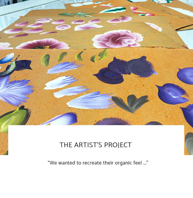 Le Frame Shoppe Blog | The Artists Project