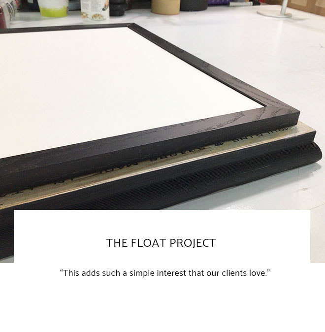 Le Frame Shoppe Blog | The Float Project