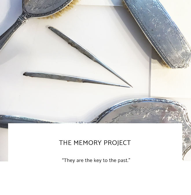 Le Frame Shoppe Blog | The Memory Project