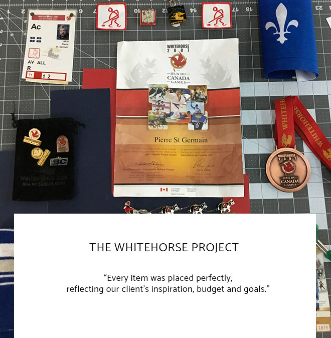Le Frame Shoppe Blog | The Whitehorse Project