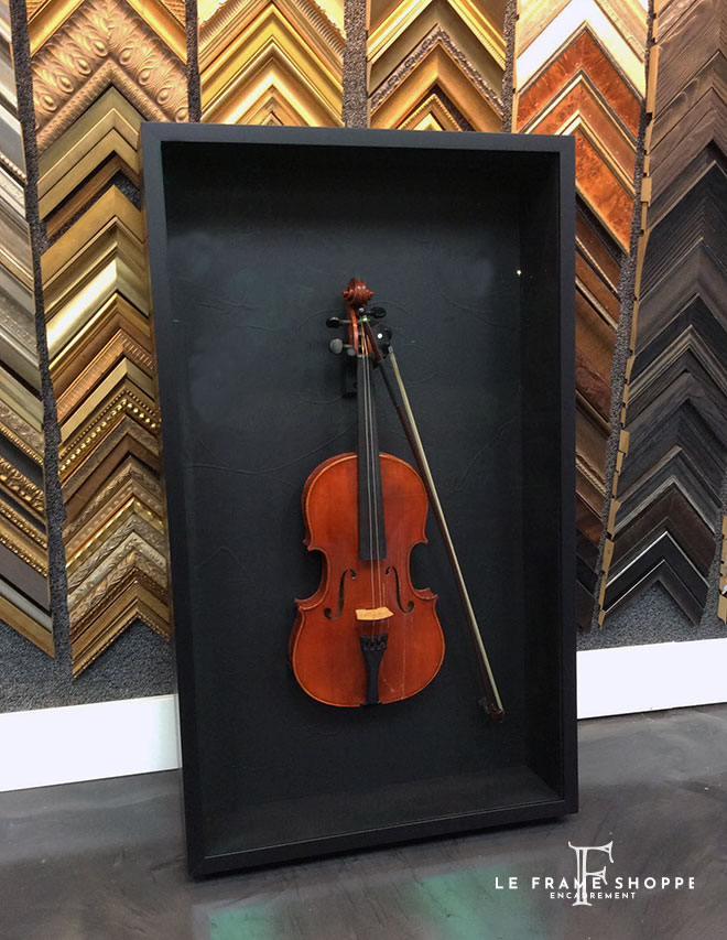 Le Frame Shoppe Blog | The Violin Project